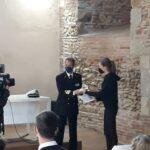 Irene Lucia Premiazione per il 100/100 ricevuto all'Esame di Stato 2019.20